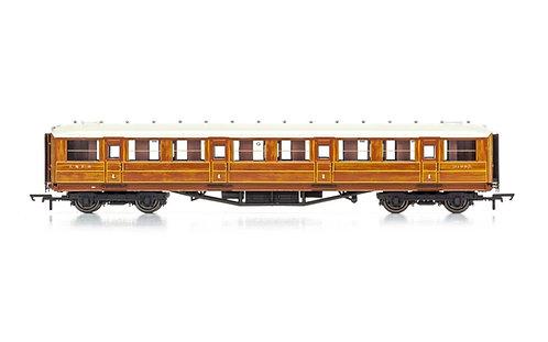 "R4827  LNER, 61' 6"" Gresley Corridor First, 31885 - Era 3"