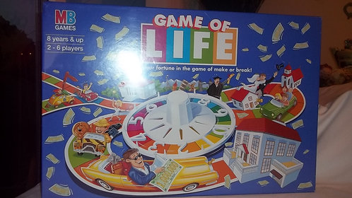MB Games Game Of Life 8 Yrs & Up