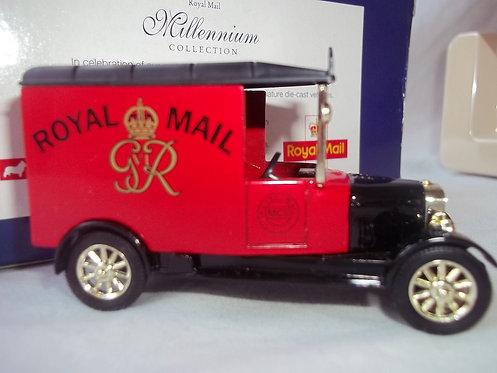 Corgi-NEW & BOXED-Royal Mail-Millenium Collection
