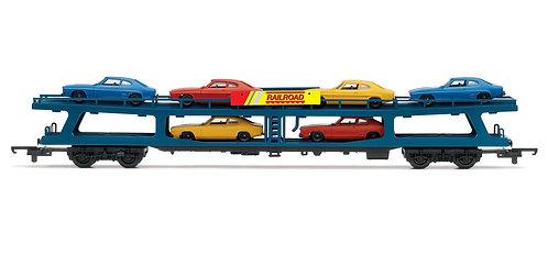 R6423 RailRoad Car Transporter Bogie Wagon