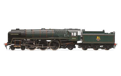 R3865 BR Standard 7 'Britannia' Class 4-6-2 70013'Oliver Cromwell'-Era 4