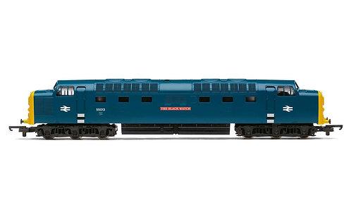 R30049TTS BR Class 55 Deltic Co-Co 55013 'The Black Watch' - Era 7
