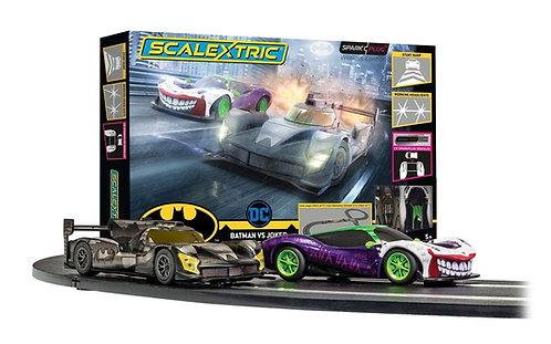 C1415M Scalextric Spark Plug - Batman vs Joker Set