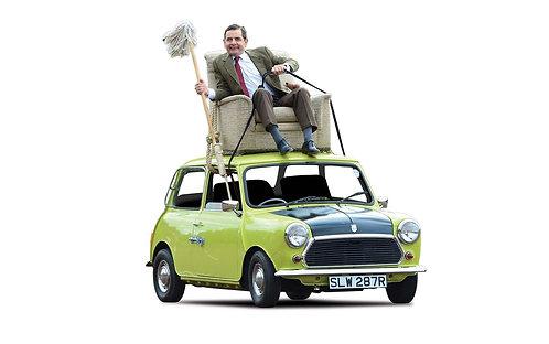 Mr Bean's Mini - 'Do-It-Yourself Mr. Bean'