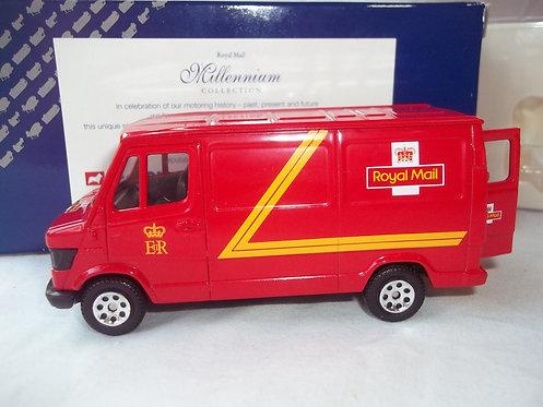 Corgi Royal Mail-Millenium Coll. Mercedes 207D