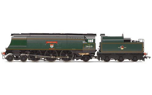 Hornby R3638 BR West Country Class 4-6-2 34019 Bideford-Era 5