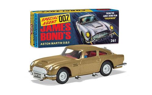 James Bond DB5 (261) - Goldfinger - 60's version
