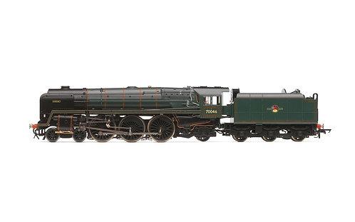 R3643 BR, Standard 7 'Britannia' Class, 4-6-2, 70046 'ANZAC - Era 5