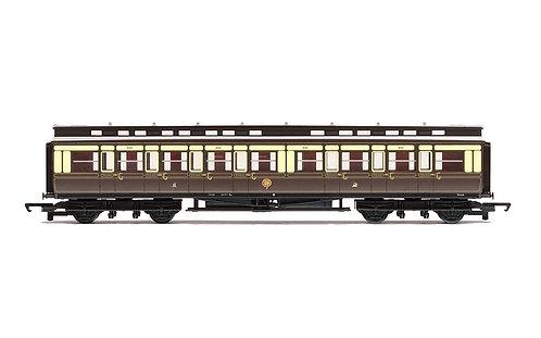 R4899 GWR, C15 'Clerestory' Corridor Composite, 3229 - Era 2