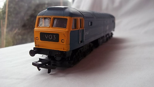 Hornby Class 47 Early BR Blue Headcodes Light Up