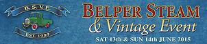 Belper Steam & Vintage Event