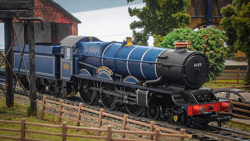 R3410 Early BR King Class 'King Henry'III 6025