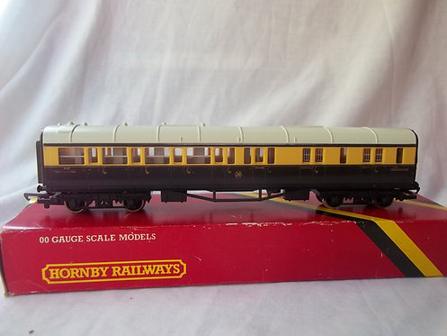 Hornby Railways G.W.R. Coach 57 Brake 3rd R.430