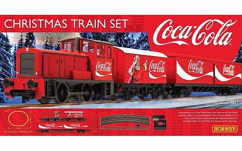 Hornby R1233M Coca-Cola Christmas Train Set