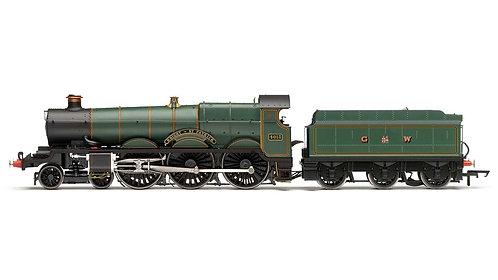 R3455 GWR, Star Class, 4-6-0, 4013 'Knight of St. Patrick' - Era 3