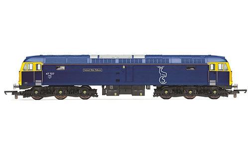 R3905 GBRf, Class 47/7, Co-Co, 47727 'Edinburgh Castle' - Era 11