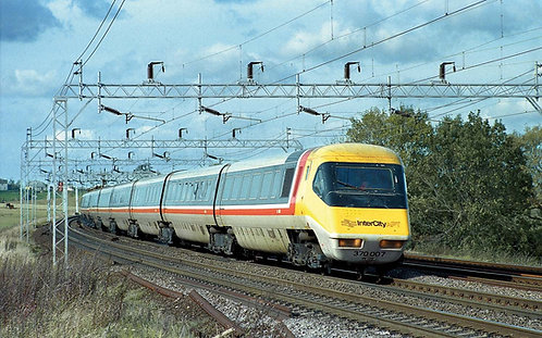 R3873 BR, Class 370 Advanced Passenger Train, Sets 370 003 and 370 004,