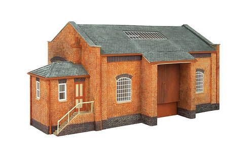 R7282 GWR Goods Shed