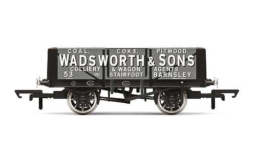 R60024 5 Plank Wagon Wadsworth & Sons - Era 2