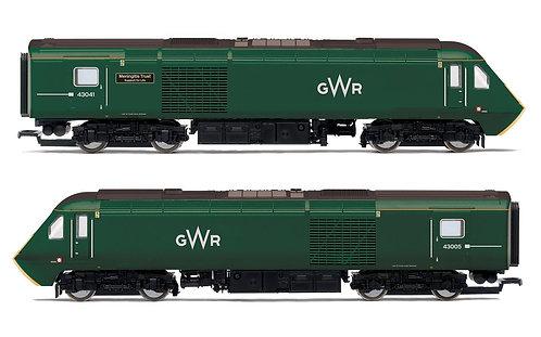 R3685 GWR, Class 43 HST, 'Meningitis Trust Support for Life' Train Pack - Era 11