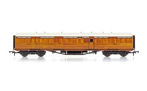 """R4830 LNER, 61' 6"""" Gresley Full Brake, 4234 - Era 3"""