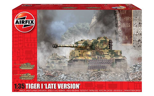 A1364 Tiger-1, Late Version 1:35 Scale