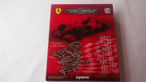 Kyosho Ferrari Formula Car Model Collection F93 A