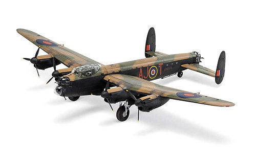 A09007 Avro Lancaster B.III (Special) The Dambusters 1:72