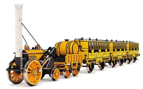 R3810 L&MR,Stephenson's Rocket Train Pack-Era 1