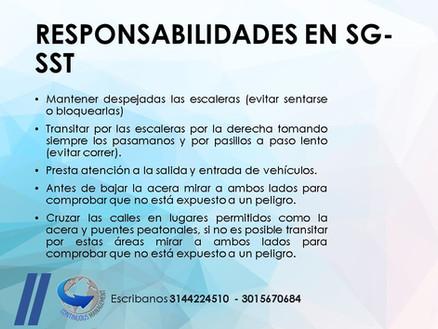 SGSST - responsabilidades 3 - CONTINUOUS