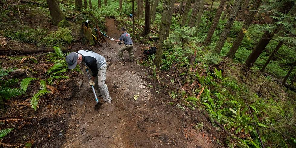 June 5th Volunteer Trail Day