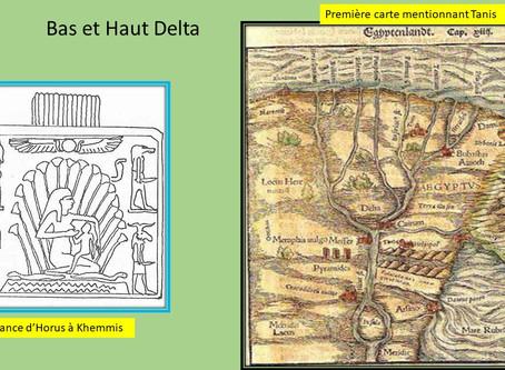le Bas et le Haut Delta du Nil