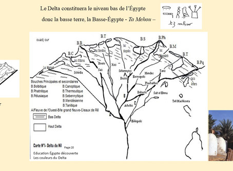 Balade dans le Delta du Nil.