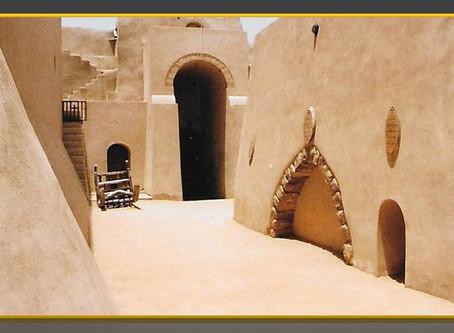Le Deir el Sourian,le monastère des Syriens en Egypte.