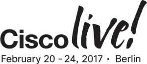Warwick Analytics to present at CISCO Live Berlin
