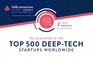 Warwick Analytics chosen by Hello Tomorrow as one of the world's Top 500 deep-tech startups