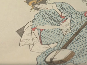 An ASMR Video about Traditional Japanese Printmaking