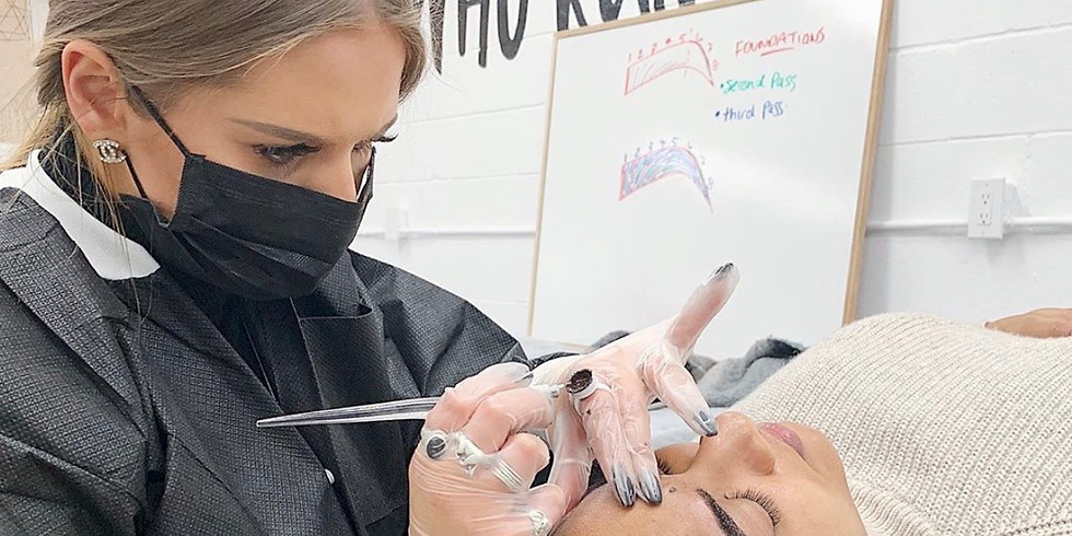 Microblading Training   SOLD OUT