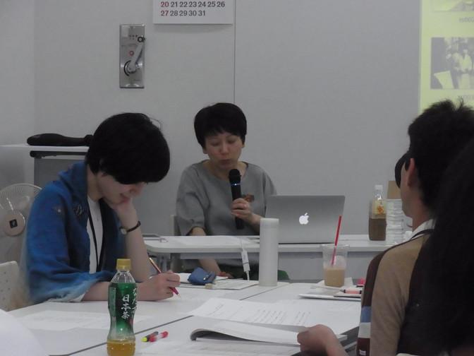 8/19 合同講義「アートとアートでないものの境目はどこ?―アートプロジェクトにおけるアートの定義を考える」