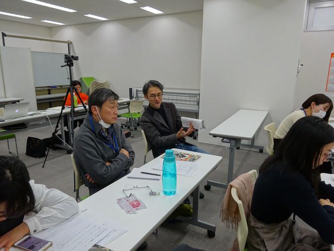 2/8 企画コース「企画書・予算書をつくるWS 1」柴田尚さん