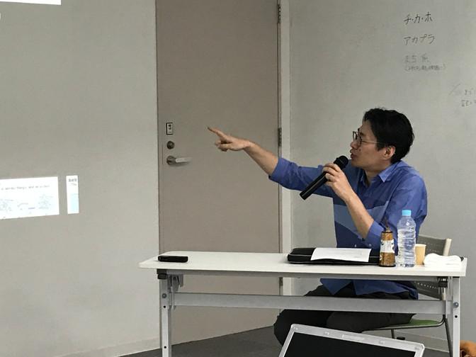 10/14 企画コース「アートディレクターに学ぶプレゼンテーション」
