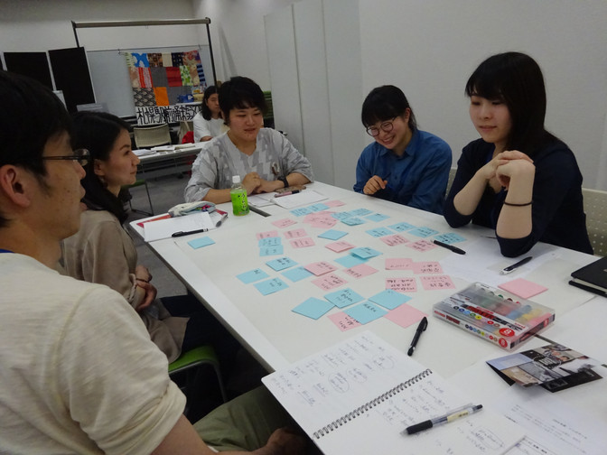 6/22 企画コース「「まちのひとと作り育てる、まちの居場所」飯石藍さん