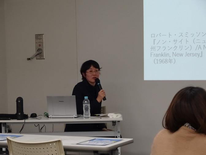 1/11 制作コース「作品の必然性について」浅沼敬子さん