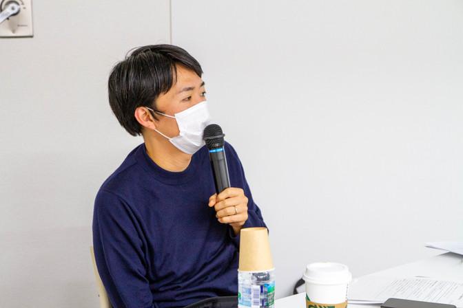 10/31 企画「プレゼンテーションを学ぶ」(小林元さん)