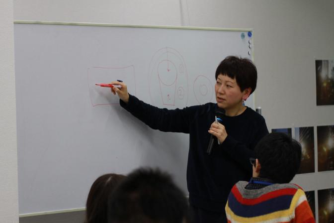 12/1 合同「現代美術史と作品の鑑賞」(蔵屋美香さん)