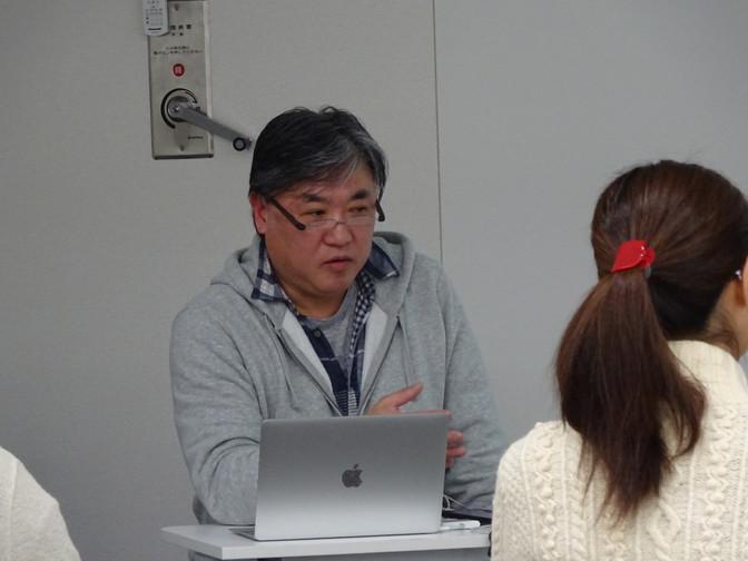 1/18 企画コース「まちづくりとは何か?」神長敬さん