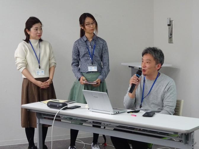 10/19 企画コース「プレゼンテーションを学ぶ」小林元さん