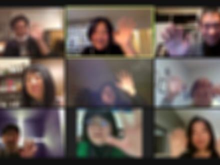 12月22日「オンライン忘年会で1年を振り返る」