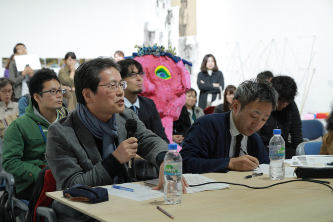 10/20 企画コース公開プレゼン(白鳥さん、酒井さん、細川さん、三橋さん)