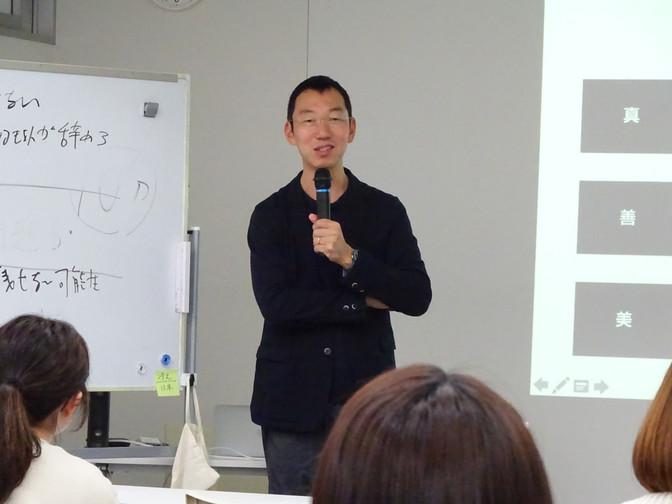 1/11企画コース「ビジネスに必要な教養としてのアート」山口周さん